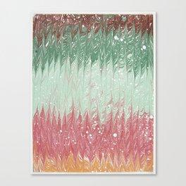 SIX Canvas Print