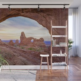 Arches National Park - Turet Arch Wall Mural