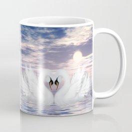 love swans Coffee Mug