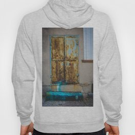 In the Door series, from my street photography collection Hoody