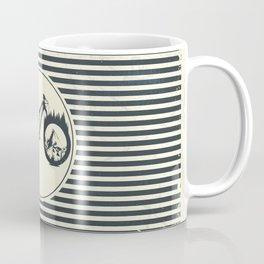 Enduro Yella Flag Coffee Mug