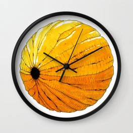 Une graine Wall Clock