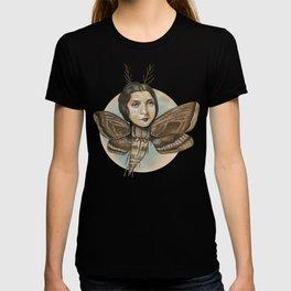 MOTH LADY T-shirt