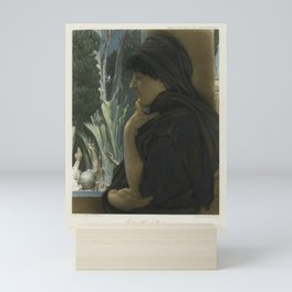 The Graphic Gallery of Shakespeare's Heroines (1896) - Portia, from the Merchant of Venice Mini Art Print