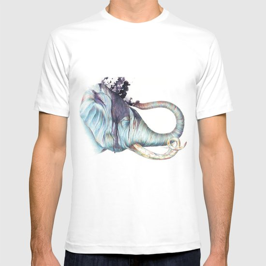 Elephant Shower T-shirt
