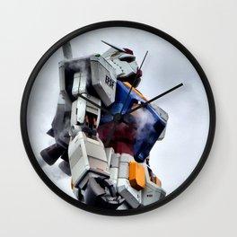 Gundam Pride Wall Clock