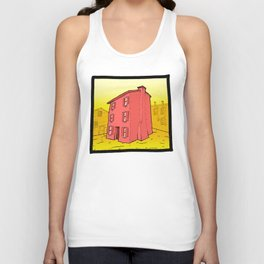 Murano house Unisex Tank Top