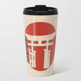 Symbols of Nippon Travel Mug