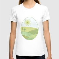 easter T-shirts featuring Easter Tale by Anita Ivancenko