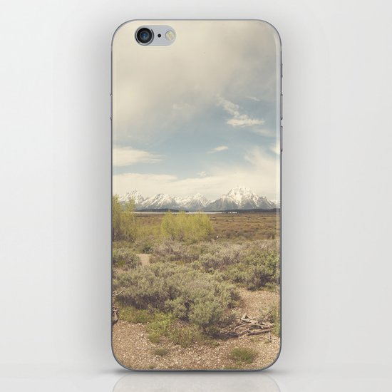 In search of Ansel iPhone & iPod Skin