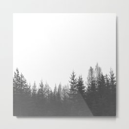 in the forest °2 Metal Print
