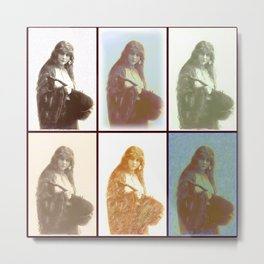 Gypsies 6 Metal Print