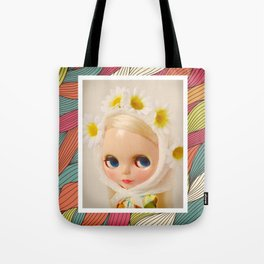 Blythe Go back to the 70s Tote Bag