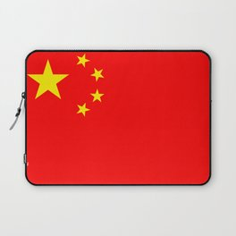 Chinese Flag Sticker & More Laptop Sleeve