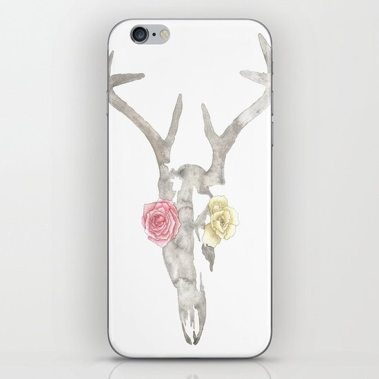 In Bloom iPhone & iPod Skin
