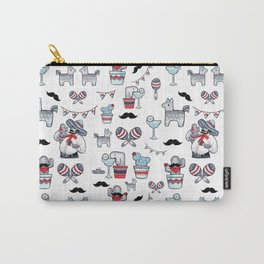 Mexican Party Carry-All Pouch