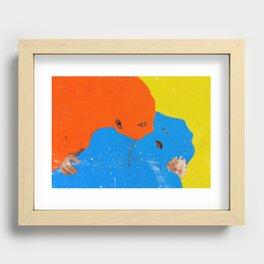 LOVE-14 Recessed Framed Print
