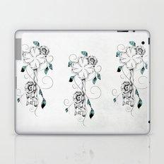 Poetic Key of Luck  Laptop & iPad Skin