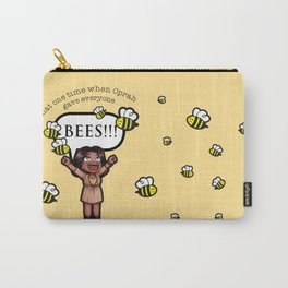 Unleash the BEES Carry-All Pouch