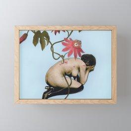 Beginning Today  Framed Mini Art Print