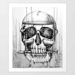 Health Fund Art Print