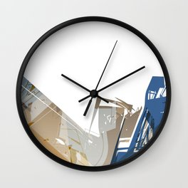 92218 Wall Clock