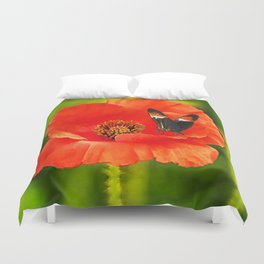 Color Coordinated Duvet Cover