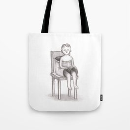 Waiting (Attente) Tote Bag