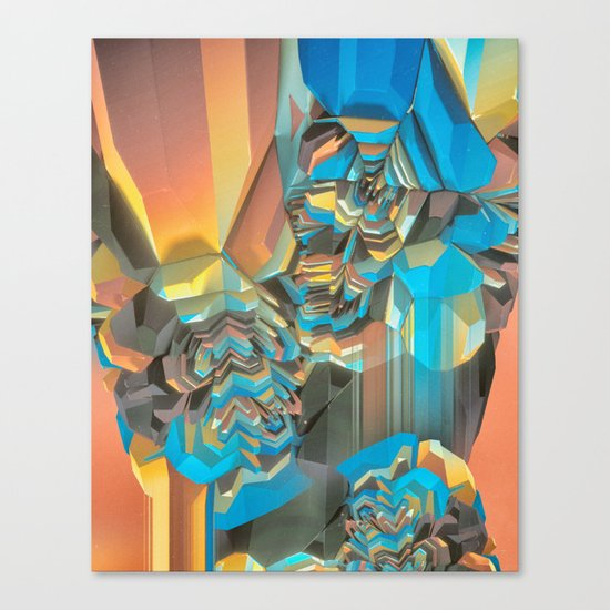 FADDDED (everyday 10.17.16) Canvas Print