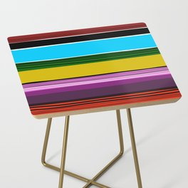 Serape 2 Side Table