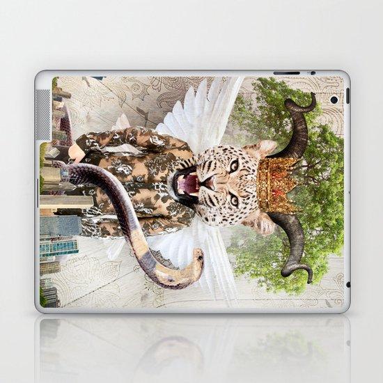 Hear me · roar Laptop & iPad Skin