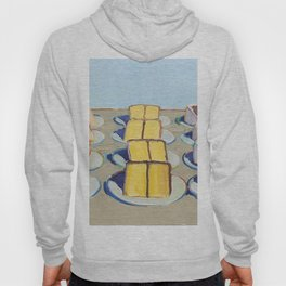 Classical Masterpiece Cake Rows, 1920 Hoody