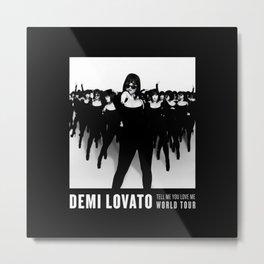 Demi #13 Metal Print
