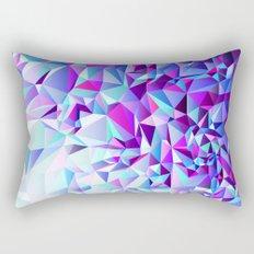 PURPLE+TEAL Rectangular Pillow