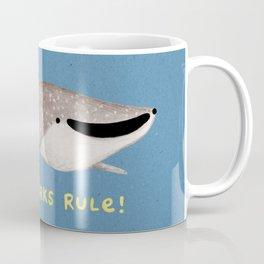 Whale Sharks Rule! Coffee Mug