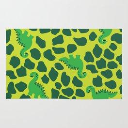 Dino Pattern Rug