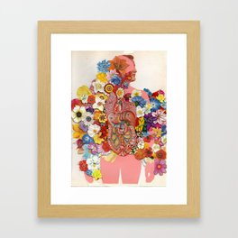 Anatomy Framed Art Print