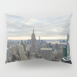 Empire State Building Pillow Sham