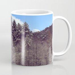 Christmas forrest Coffee Mug