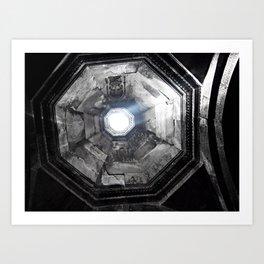 Lightened Art Print