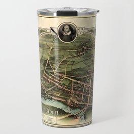 Stratford On Avon 1908 Travel Mug