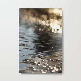 Sparkle II Metal Print