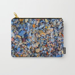 Pebbled Carry-All Pouch