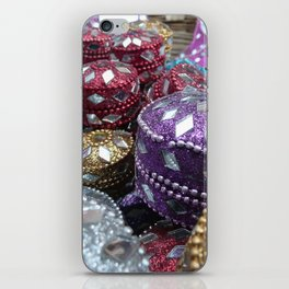 Shopping - Streets of India iPhone Skin