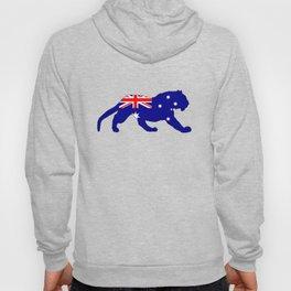 Australian Flag - Tiger Hoody