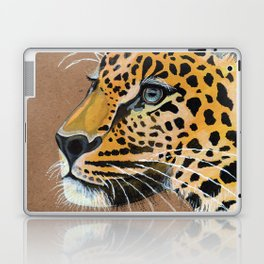Leopard glance Laptop & iPad Skin