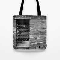 portal Tote Bags featuring Portal by Elina Cate