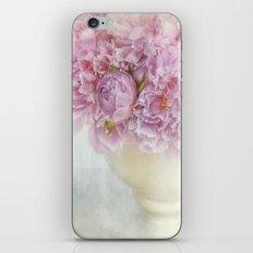 dreamy peonies iPhone & iPod Skin