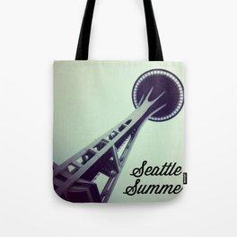 Seattle Summer Tote Bag