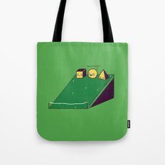 Hill race Tote Bag